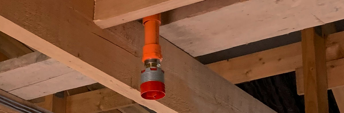 We install our sprinkler systems nationwide.
